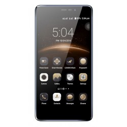 Смартфон Ergo Power A553 Dark Grey