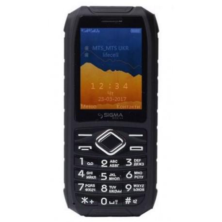 Мобильный телефон Sigma mobile X-treme IO67 Black