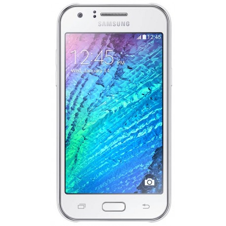 Смартфон Samsung J100H Galaxy J1 White DS