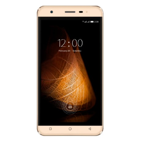 Смартфон Viaan V501 Gold