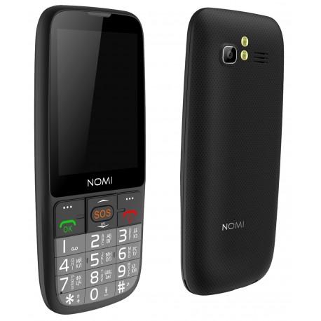 Мобильный телефон Nomi i281 black