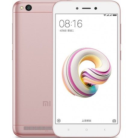 Смартфон Xiaomi Redmi 5A rose-gold
