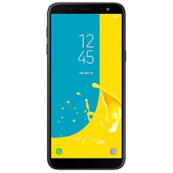 Смартфон Samsung J600 Galaxy J6 2018 black