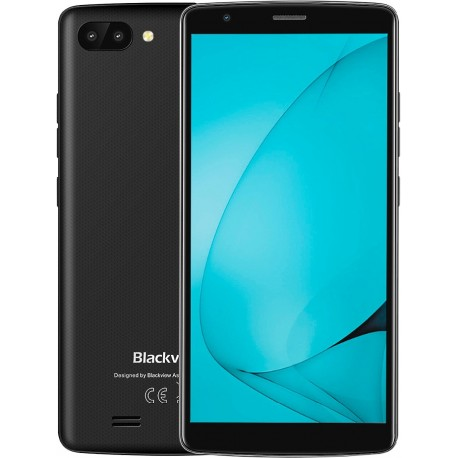 Смартфон Blackview A20 Black