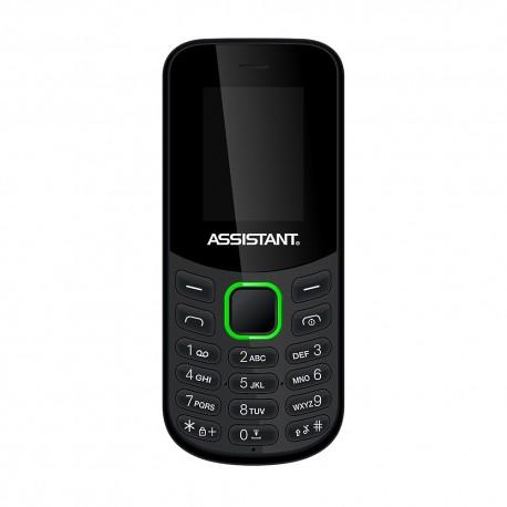 Мобильный телефон Assistant AS 101 black