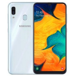 Смартфон Samsung Galaxy A30 SM A305f 2019 32Gb White