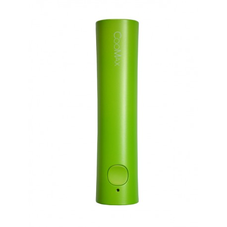 Power Bank CooMax C4 green (2600 mAh)