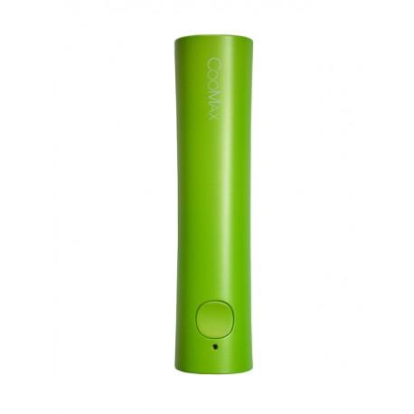 Power Bank CooMax C4 green (2600 mAh)