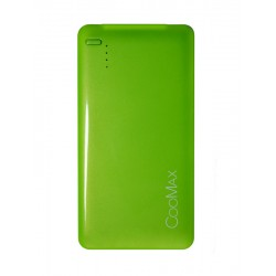 Power Bank CooMax C1 green (5000 mAh)