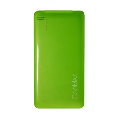 Power Bank CooMax C1 green (5000 mAh)