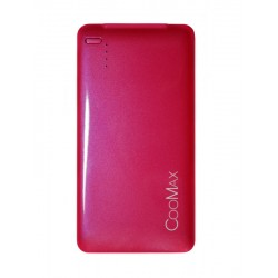 Power Bank CooMax C1 red (5000 mAh)