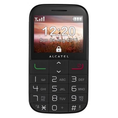 Мобильный телефон Alcatel 2000X Black