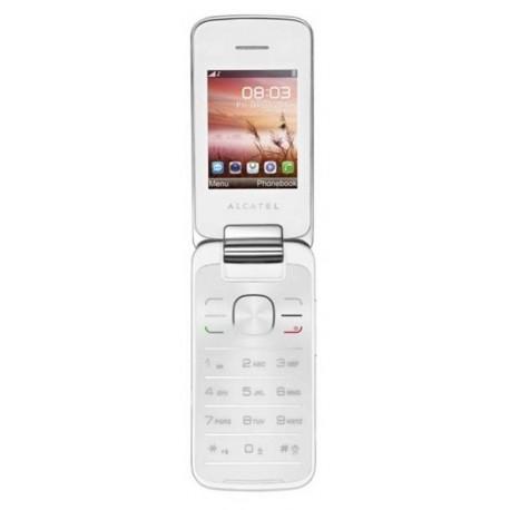 Мобильный телефон Alcatel 2010D Pure White