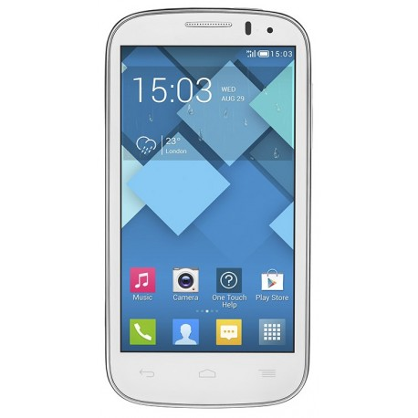 Смартфон Alcatel Pop C5 5036D White
