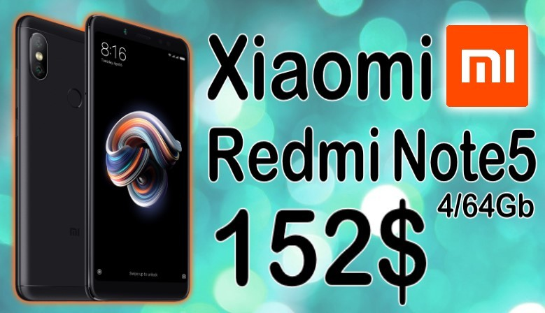 Xiaomi Redmi Note 5 opt